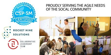 Certified Scrum Professional - ScrumMaster - Orange County - March 2020 tickets