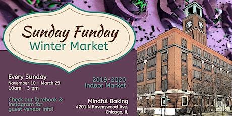 Sunday Funday Vegan Winter Market tickets
