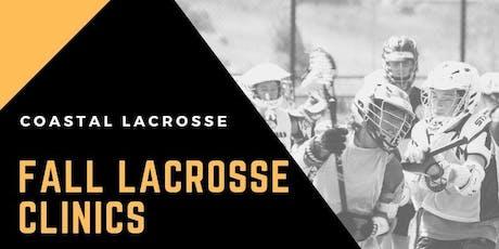 Fall boys lacrosse training tickets