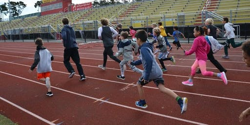 2019 Monterey Bay Youth Track & Field Clinic