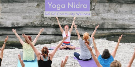 Yoga Nidra (Guided Meditation)