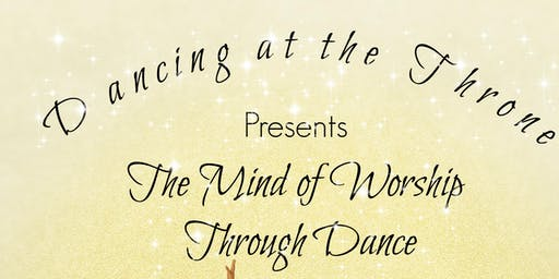 The Mind of Worship through Dance Workshop