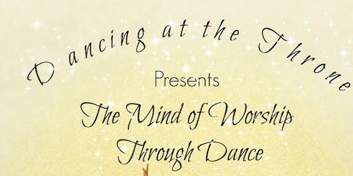 The Mind of Worship through Dance Workshop