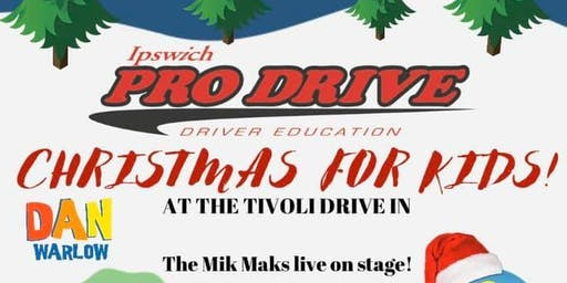 Ipswich Pro Drive Christmas For Kids 2019  Pre-Paid Ride Bands