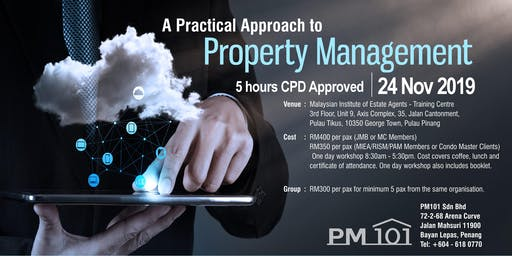 PM 101 Workshop - A Practical Approach to Property Management (24.11, PG)