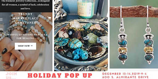 Holiday Marketplace Boutique