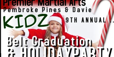 Holiday Party & Belt Graduation tickets