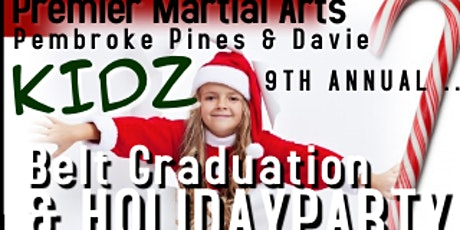 Holiday Party & Belt Graduation SHELTER 5 tickets