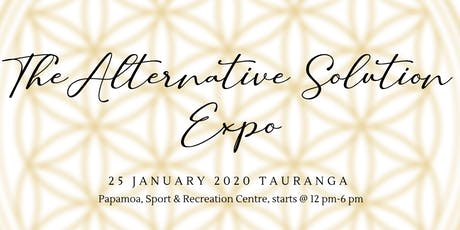 The Alternative Solution Expo tickets