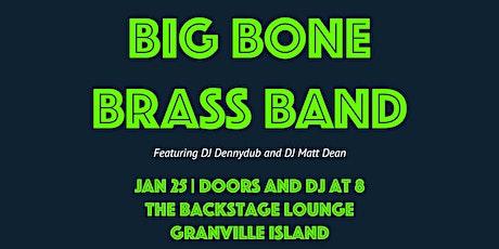 Big Bone Brass Band tickets