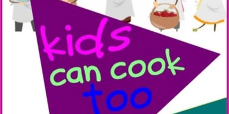 Kids Can Cook, Too! tickets