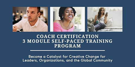 Self-Paced Three-Module Training Program tickets
