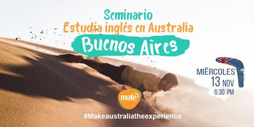 Seminario Makeaustralia the Experience