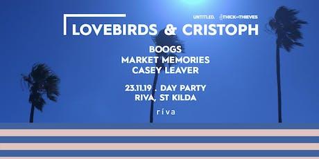 Lovebirds & Cristoph — Riva Day Party