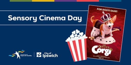 FREE Sensory Cinema Day (International Day of People with Disability)