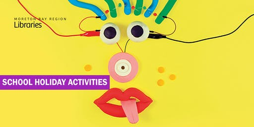 Electro Dough Engineering (4-8 years) - Redcliffe Library