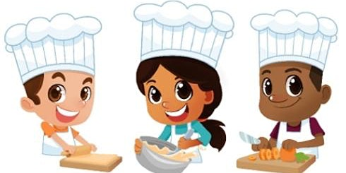 KIDS CAN COOK, TOO!