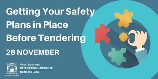 Getting Your Safety Plans in Place Before Tendering