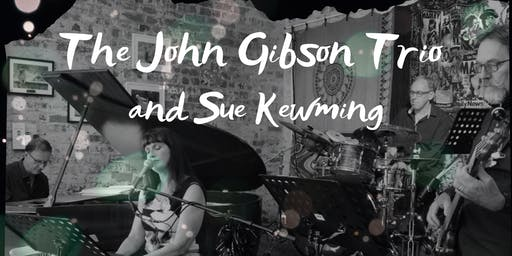 The John Gibson Trio and Sue Kewming
