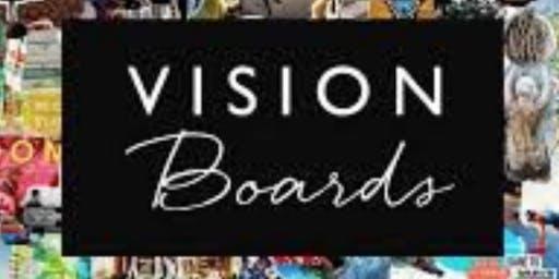 Posh 'n Sip Vision Boards