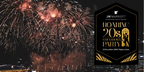 Roaring 20s Countdown Party with Fireworks Views tickets