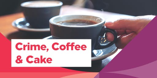 Crime Coffee & Cake