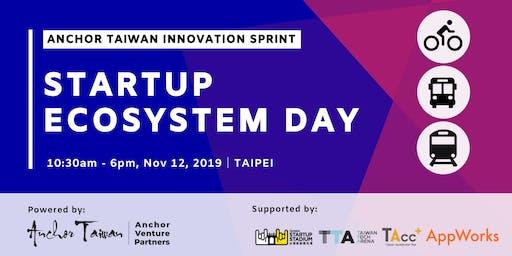 Taiwan Innovation Sprint | Startup Ecosystem Day