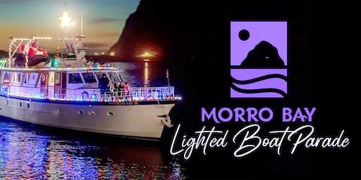 2019 Morro Bay Lighted Boat Parade