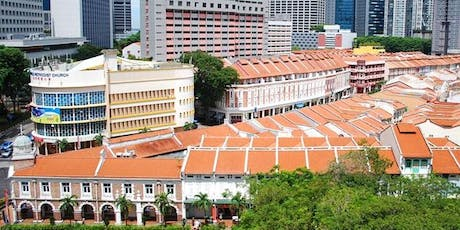 Special Edition! Chinatown Walking Tours - Tanjong Pagar Heritage Trail tickets