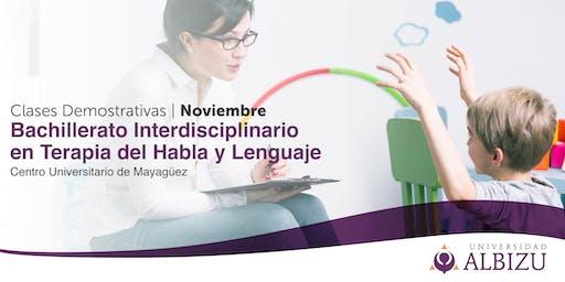 Clase Demostrativa- Bachillerato Interdisciplinario en THL