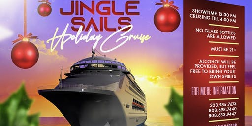 Jingle Sails Holiday Booze Cruise