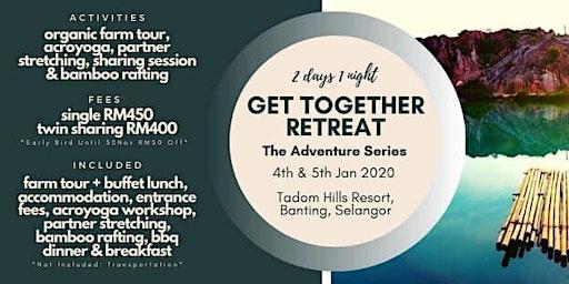 Get Together Retreat: Adventure Series