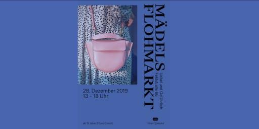 Mädelsflohmarkt das Original - 28.12.2019 im Uebel & Gefährlich/Hamburg
