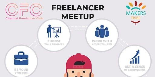 CFC - Chennai Freelancers Club Monthly Meet
