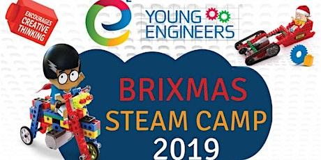 BRIX-MAS CHILDREN STEAM CAMP 2019 tickets