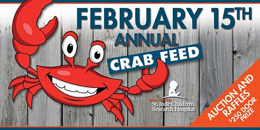 2nd Annual Tony Noceti Group Inc. Crab Feed benefitting St. Jude's