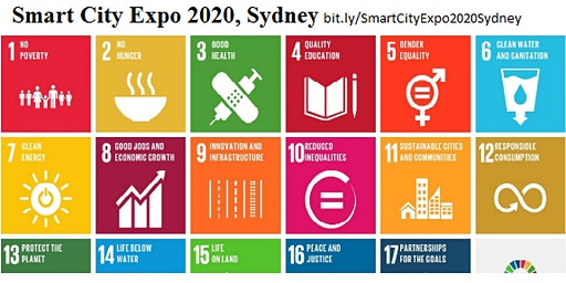 11th International Smart City Expo 2020,   Sydney