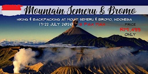 Mount Semeru and Bromo