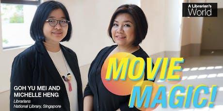 A Librarian's World – Movie Magic! tickets