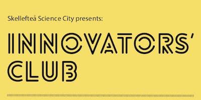 Innovators Club´ – Smart industri – nuläge, framtid och science fiction