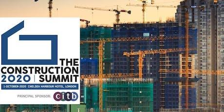 The Construction Summitt tickets