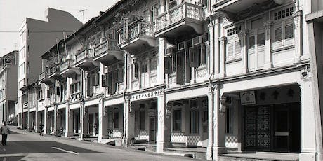 Special Edition! Chinatown Walking Tours - Bukit Pasoh Heritage Trail tickets
