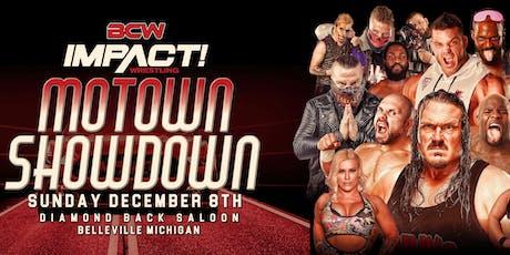 BCW Motown Showdown 2019 tickets