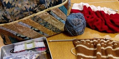 Knit and Natter (Freckleton Library)