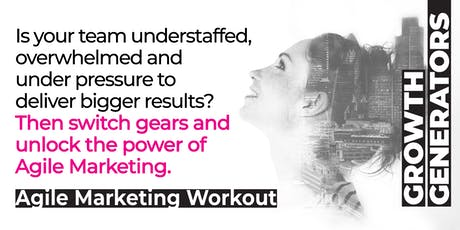 Agile Marketing Workout (Sydney) tickets