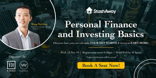 Personal Finance and Investing Basics with StashAway