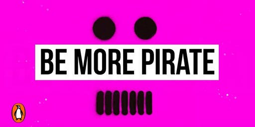 Be More Pirate Workshop