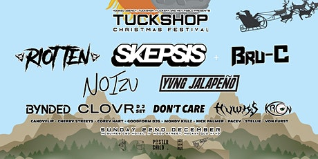 Tuckshop Christmas Festival tickets