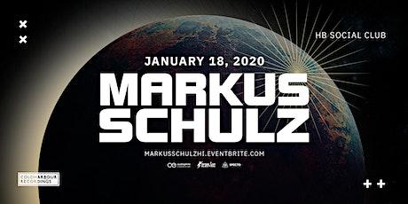 Markus Schulz at HB Social Club tickets