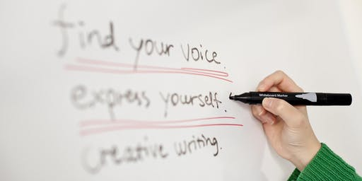 Discover your creativity: an interactive writing workshop